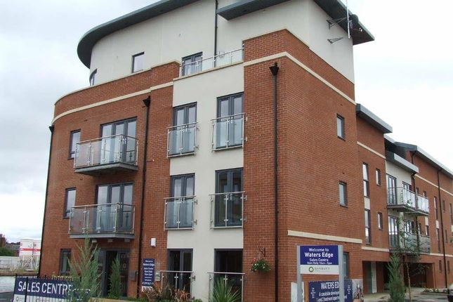 Thumbnail Flat to rent in Waters Edge, Stourport-On-Severn