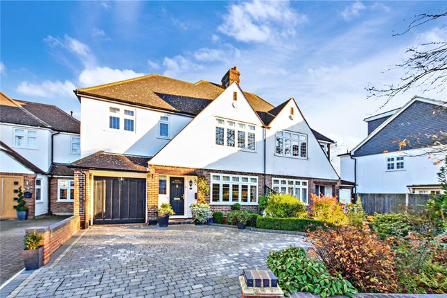 Thumbnail Semi-detached house for sale in Wansunt Road, Bexley, Kent