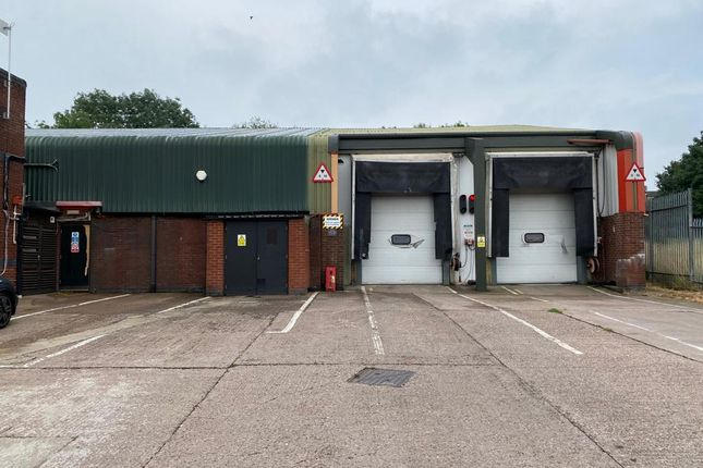 Thumbnail Warehouse to let in Former Adelie Foods Premises, Magnus, Tamworth