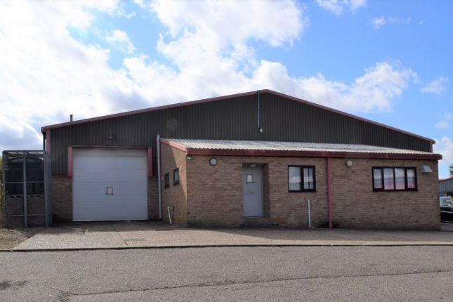 Thumbnail Industrial to let in Boundary Road, Haverhill
