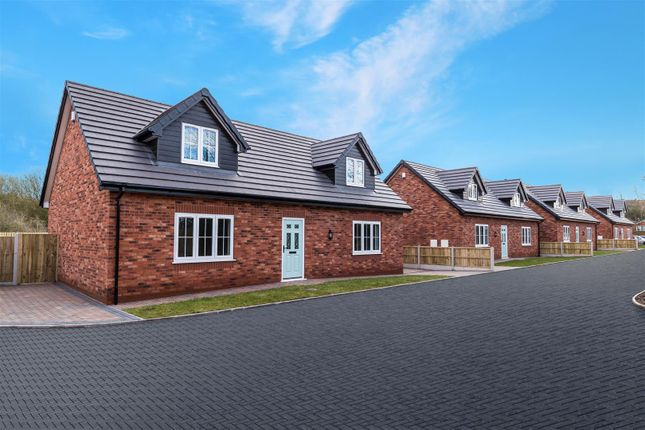Thumbnail Property for sale in Slacken Lane, Talke, Stoke-On-Trent