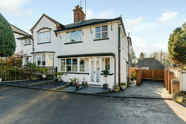 Thumbnail Semi-detached house for sale in Colleyland, Chorleywood, Rickmansworth, Hertfordshire