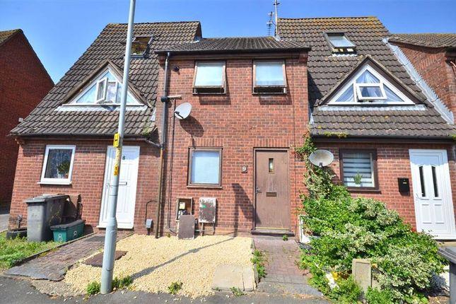 Thumbnail Terraced house for sale in Beckside Court, Millbrook Street, Gloucester