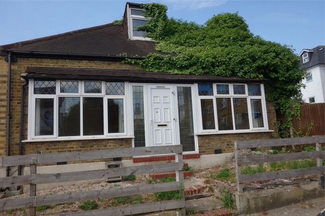 Thumbnail Detached bungalow to rent in Oak Grove Road, Anerley, London