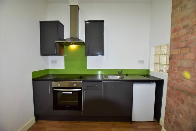 Kitchen of Phoenix Yard, Upper Brown Street, Leicester LE1