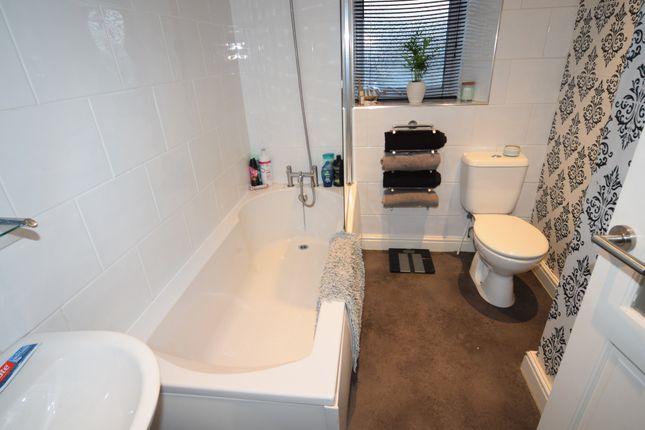 Bathroom of North Row, Barrow-In-Furness, Cumbria LA13