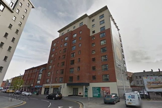 Thumbnail Flat to rent in Fountain Centre, College Street, Belfast