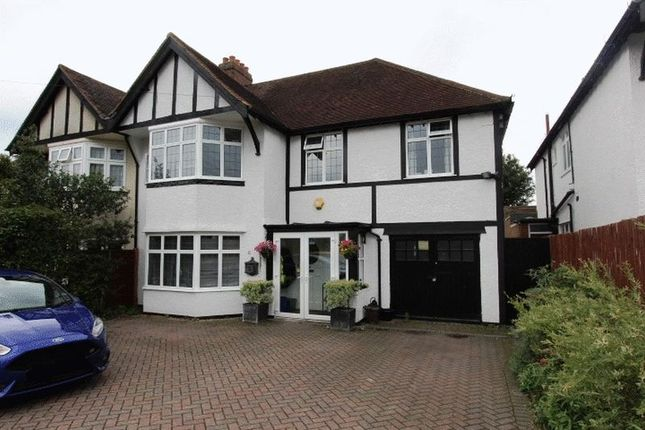 Thumbnail Semi-detached house for sale in Banstead Road South, Sutton