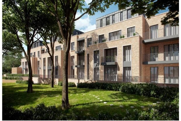 Thumbnail Flat for sale in Oakley Gardens, Childs Hill, London