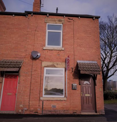 Thumbnail Terraced house to rent in Netherfield Lane, Parkgate, Rotherham