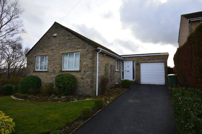 Thumbnail Detached bungalow for sale in Chapelgate, Scholes, Holmfirth