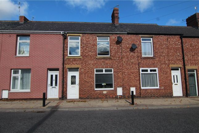 Thumbnail Terraced house for sale in Church Street, Langley Park, Durham