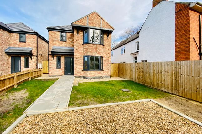 Thumbnail Detached house for sale in Little London, Spalding