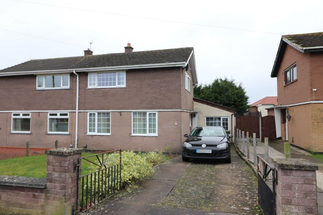 4 bed semi-detached house for sale in Skelwith Close, Carlisle CA2