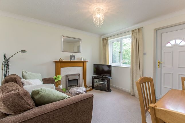 Living Room of Crampton Court, Oswestry, Shropshire SY11