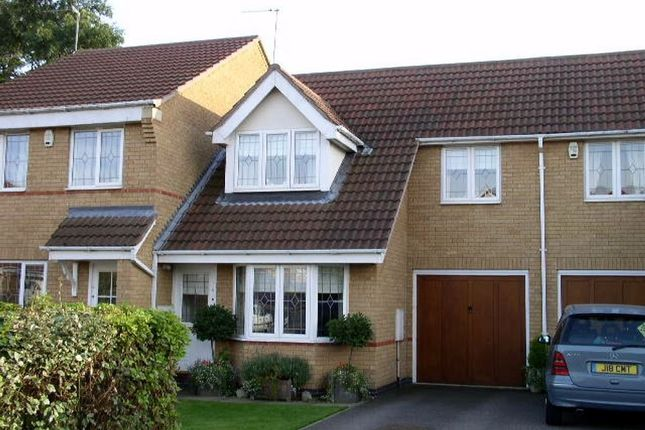 3 bed terraced house to rent in Whittles Cross, Wootton, Northampton NN4