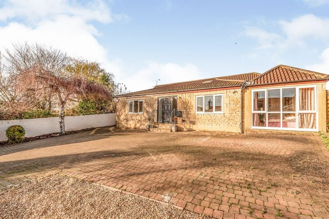 Thumbnail Detached bungalow for sale in Goose Street, Beckington, Frome