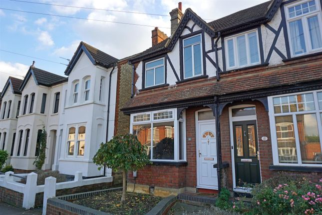 Thumbnail End terrace house for sale in Bearton Road, Hitchin