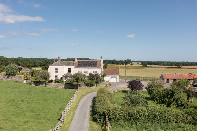 6 bed detached house for sale in Patrick Brompton, Bedale, North Yorkshire DL8