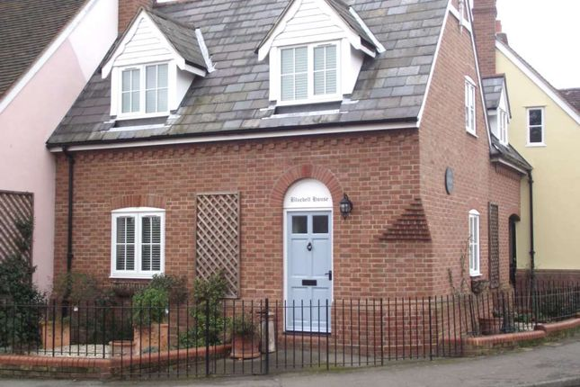 Thumbnail Semi-detached house to rent in Church Street, Coggeshall