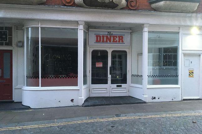 Thumbnail Restaurant/cafe to let in Duke Street, Margate