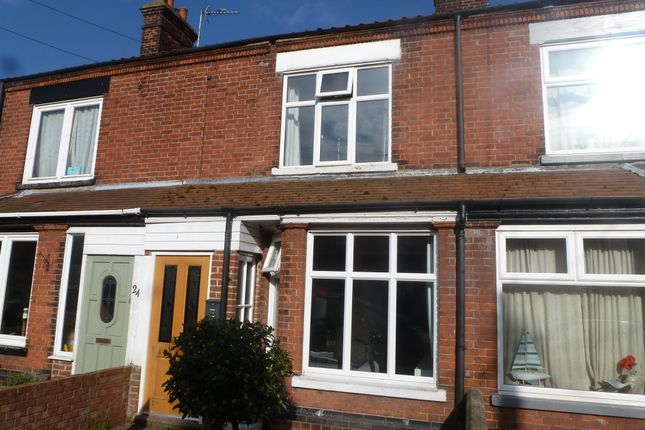 Thumbnail Terraced house for sale in Gordon Road, Melton Constable