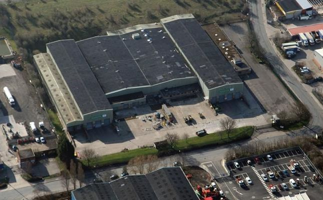Light industrial for sale in Knowsthorpe Gate, Cross Green Industrial Estate, Leeds