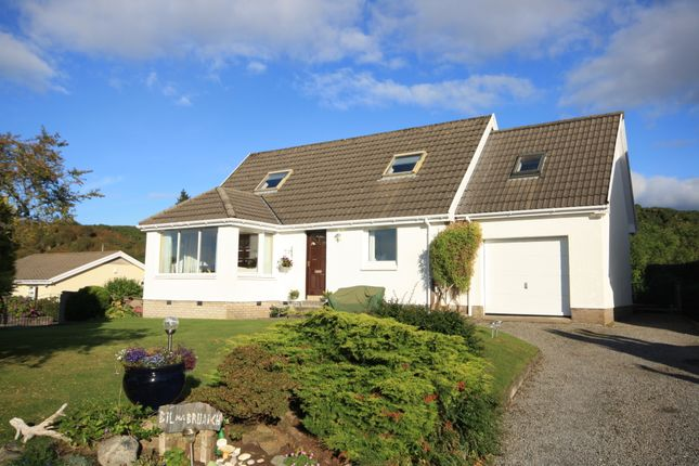 Thumbnail Detached house for sale in Ganavan, Oban