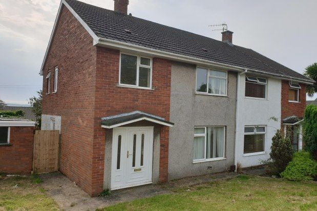 Thumbnail Property to rent in Ilston, Llanelli