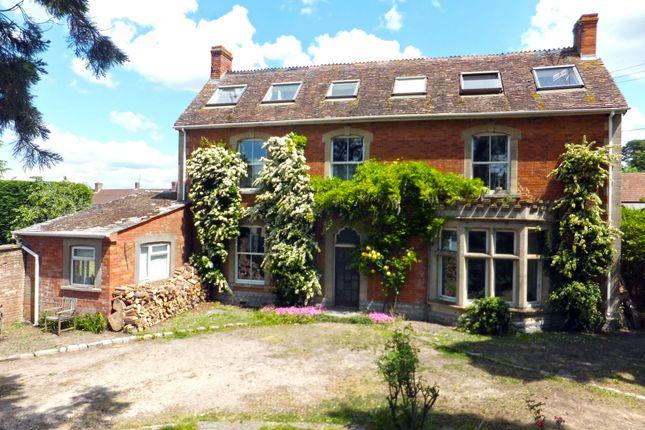 Thumbnail Detached house for sale in Burrowbridge, Bridgwater