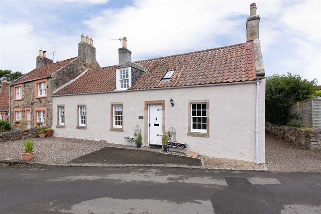 Thumbnail Cottage for sale in Meadow Road, Barnyards, Kilconquhar, Leven