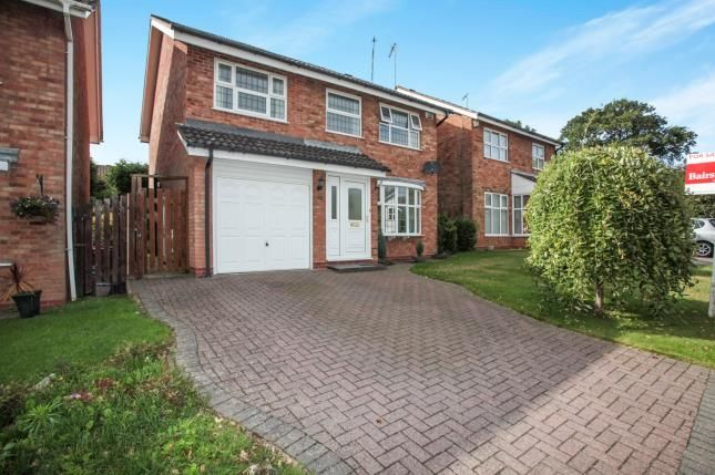 4 bed detached house for sale in Foreland Way, Keresley, Coventry, West Midlands