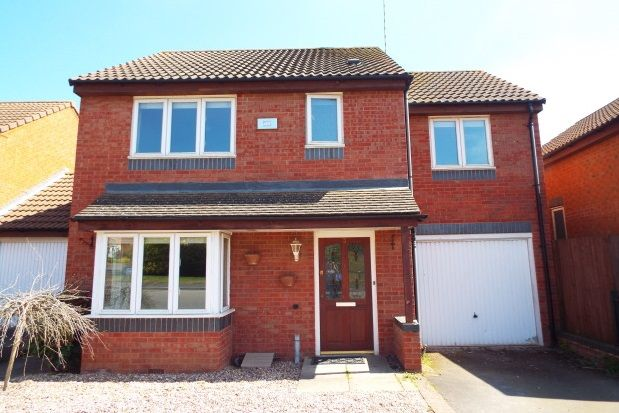 Thumbnail Detached house to rent in Withy Bank, Leamington Spa