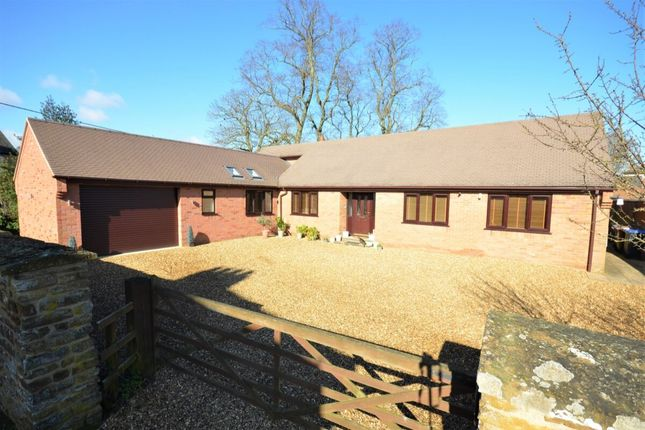 Thumbnail Bungalow for sale in Skinyard Lane, Long Buckby, Northampton