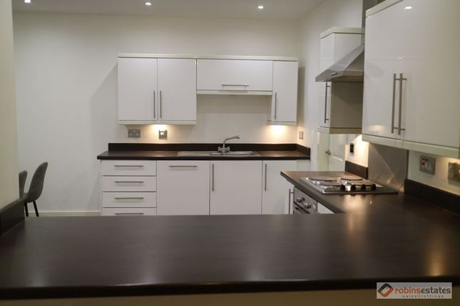 Kitchen of Peel Street, Nottingham NG1