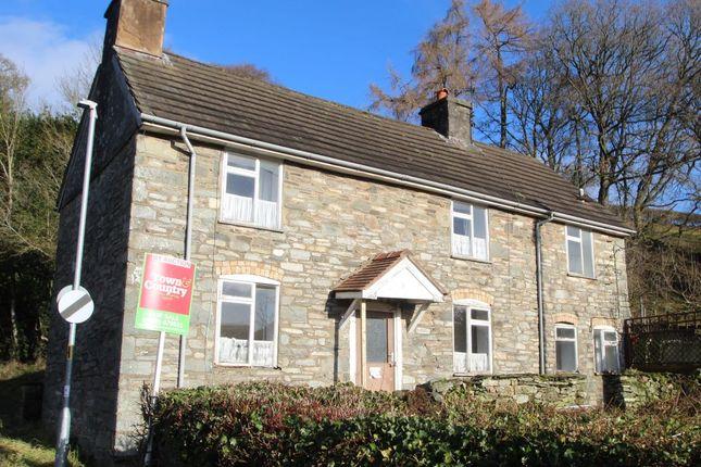 Thumbnail Detached house for sale in Fron Heulog, Tregeiriog, Nr Llangollen, Nr Llangollen