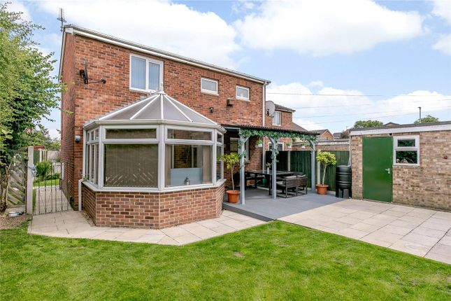 Thumbnail Detached house for sale in Truro Walk, Normanton, West Yorkshire