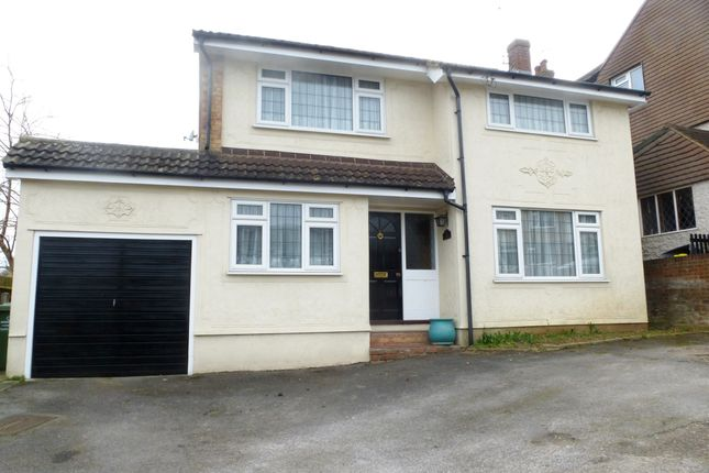 Thumbnail Detached house for sale in Jacksons Lane, Billericay