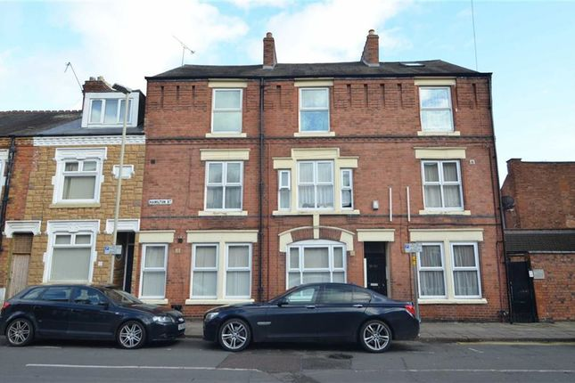 Thumbnail Block of flats for sale in Hamilton Street, Leicester
