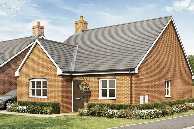 Thumbnail Bungalow for sale in The Cultra, The Orchard, Welford Road, Long Marston, Warwickshire