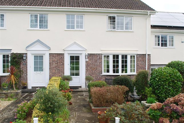 Thumbnail Terraced house for sale in Penlee Manor Drive, Penzance