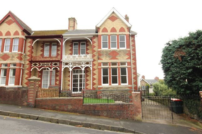 Thumbnail Semi-detached house for sale in Leicester Road, Newport
