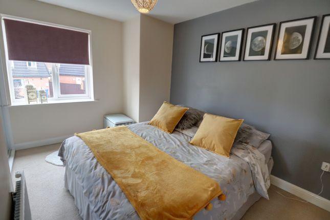 Bedroom One of Flint Street, Weston Coyney, Stoke-On-Trent ST3