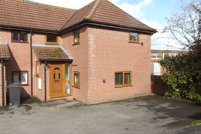 3 bed semi-detached house to rent in Larch Drive, Kingsclere, Newbury, Hampshire RG20