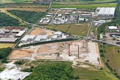 Thumbnail Land to let in Snape Lane, Harworth, Doncaster