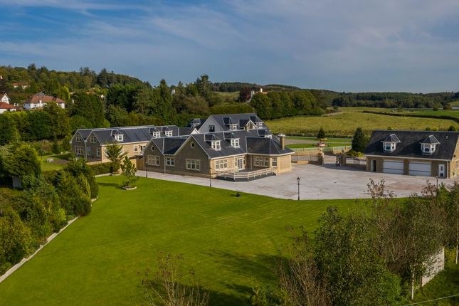 Thumbnail Detached house for sale in North Denniston House, Bridge Of Weir Road, Kilmacolm