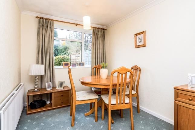 Dining Room of Thornes Croft, Off Main Street, Stonnall, Near Lichfield WS9