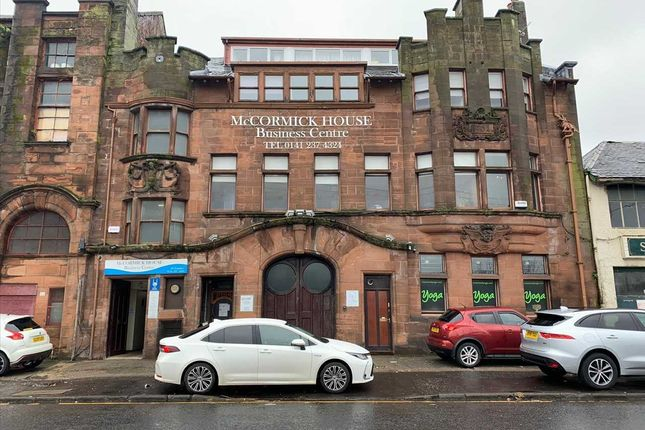 Thumbnail Office to let in Darnley Street, Glasgow