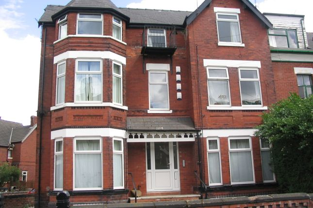 Thumbnail Flat to rent in 1 Zetland Road, Chorlton