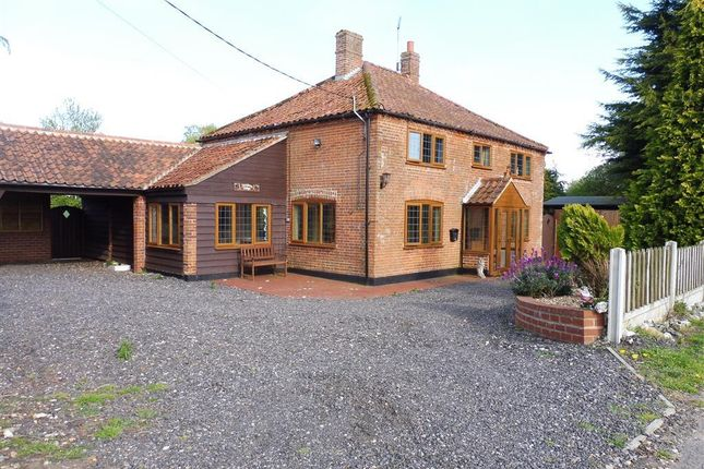 Thumbnail Property to rent in Ilketshall St. John, Beccles